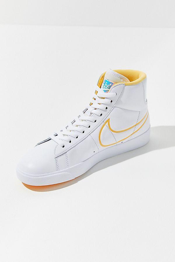 Nike Blazer Mid Gel Sneaker   Nike