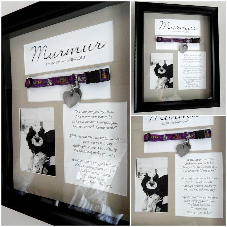 Brand new 51 best Pet Memorials images on Pinterest | Pets, Pet memorials  EO11