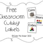 I created this set for my classroom and wanted to share with you all! These labels are clear and simple for little learners to understand. I hope y...