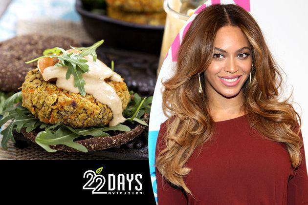 Звездный рацион: веганская 22-дневная диета Бейонсе #Бейонсе #диета #похудение #красота #здоровье #здоровоепитание