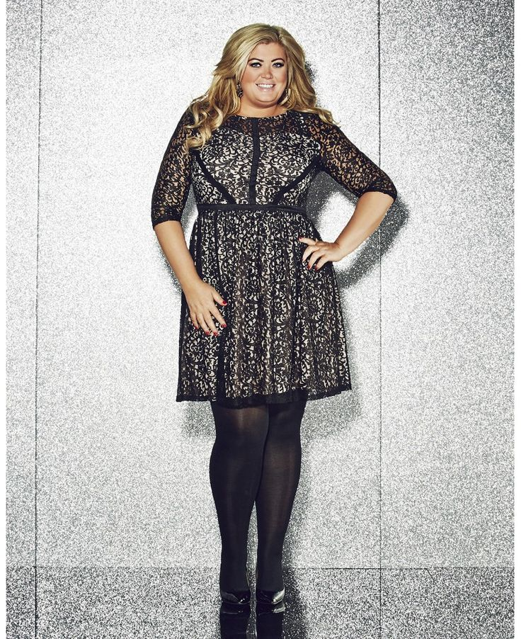 Belated Fat Tuesday Fashion Pick: Gemma Collins Lace Skater Dress at Simply Be