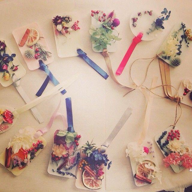 DIY花嫁さんから大注目!アロマワックスバーの作り方