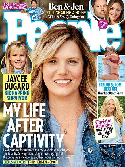Jaycee Dugard on Phillip Garrido's Eligibility for Parole: 'He Belongs in Prison Where He Cannot Hurt Anyone Else'| Jaycee Dugard Cover, True Crime, Books, Real People Stories, Jaycee Dugard