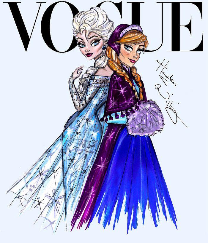Vogue Princess by Hayden Williams