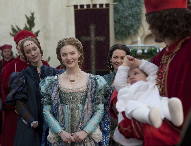 Image - 009 The Prince episode still of Alfonso of Aragon and Lucrezia Borgia.jpg - The Borgias Wiki