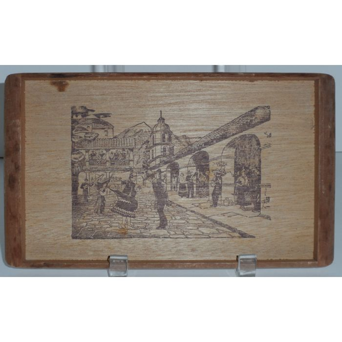 Vintage California Redwood Lumber Fruit Tray No. 121 Listing in the Serving Trays,Kitchenalia,Collectibles Category on eBid United States | 145725922
