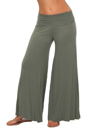 Long Gaucho Boho Flare Elephant Wide Leg Chic Sophisticated Casual Sassy Pants Hot from Hollywood,http://www.amazon.com/dp/B00EFICF42/ref=cm_sw_r_pi_dp_zlmrtb0MR96JN5RR