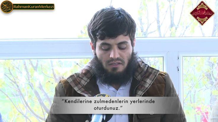 Bu ne güzel bir sestir SubhanAllah! - Raad Muhammad al Kurdi ᴴᴰ رعد محمد...