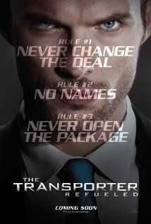 The Transporter Refueled (2015) Poster