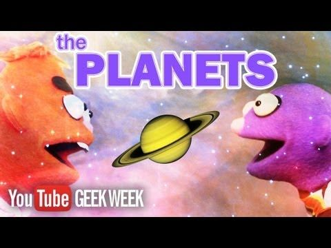 THE PLANETS (Song For Kids ) - YouTube