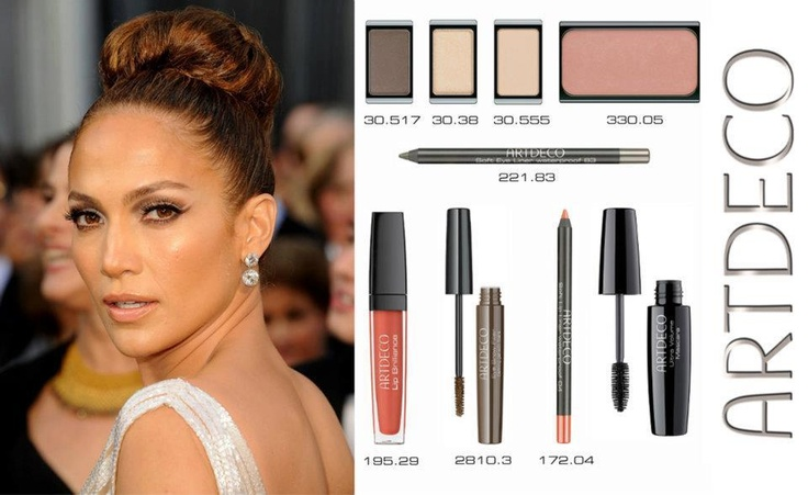 Jennifer Lopez at the Oscars : Get the look with Artdeco