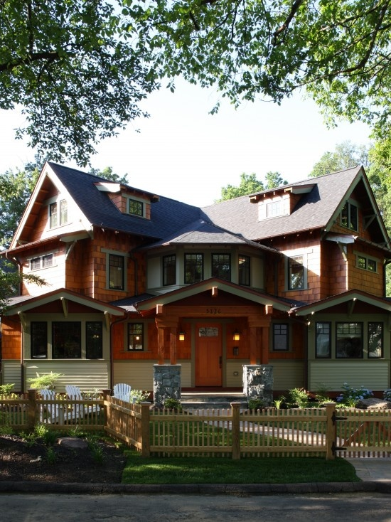 Craftsman House Design Features: 17 Best Images About Craftsman House Plans On Pinterest