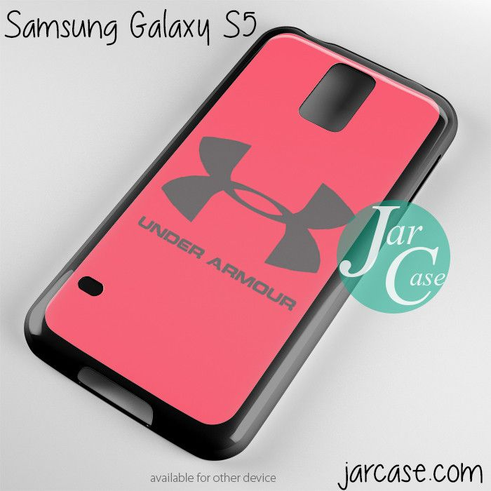 Under Armour Pink Phone case for samsung galaxy S3/S4/S5