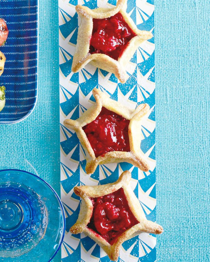 These adorable raspberry tarts are the perfect crowd pleaser! With a little help from Rachael Ray Every Day at RachaelRaymag.com and Wholly Wholesome, you can make the perfect #dessert to celebrate #NationalRaspberryTartDay today!   #RecipeOfTheDay #GlutenFree #Natural #Home #Dessert #Delicious #Organic #Vegan #Cake #Dinner #DinnerTime #Family #Health #foodie