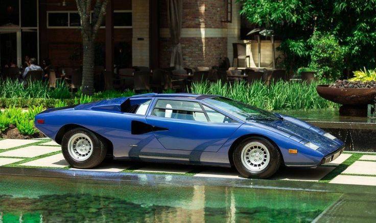 1976 Lamborghini Countach LP400 for sale #1902323 | Hemmings Motor News