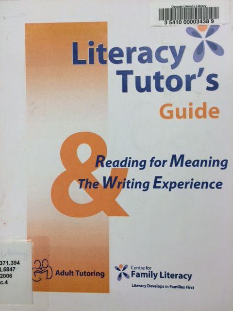 BORROW FROM DECODA -- Teaching Strategies and Instructional Materials