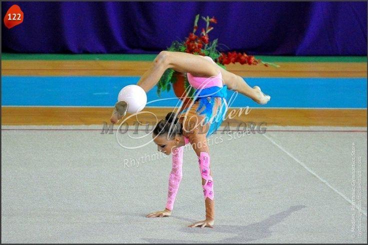 Rhythmic Gymnastics & Ice Figure Skating Leotard #122