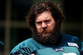 Eagles Center Jason Kelce