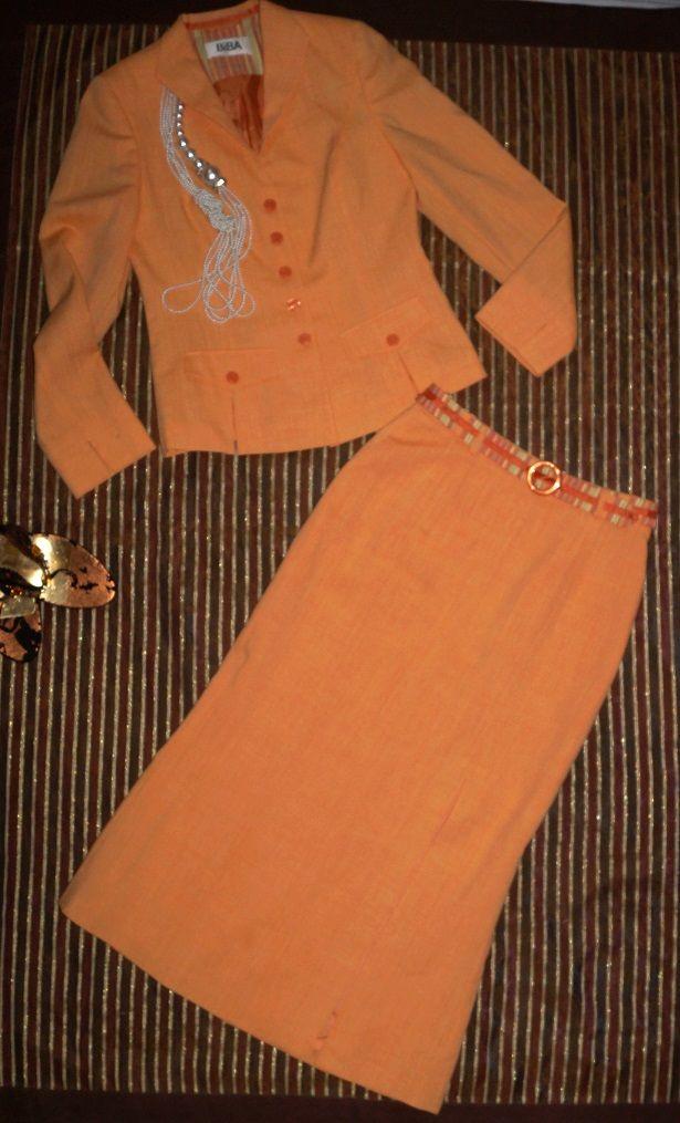 BiBA Luksusowa Elegancka garsonka kostium LEN34-36 (4970303118) - Allegro.pl - Więcej niż aukcje.