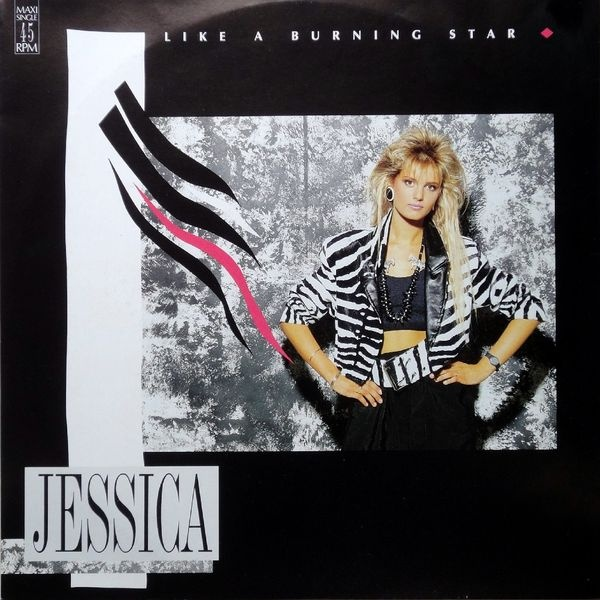 "Jessica ""Like A Burning Star "" 1986"