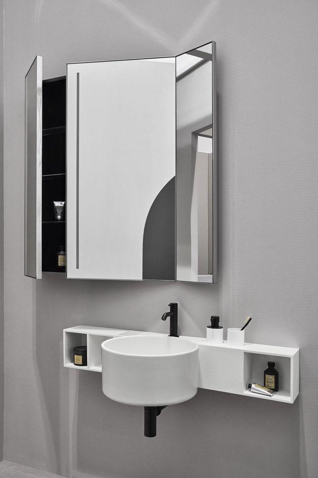 Specchi Per Il Bagno Soprattutto Minimali Di Tutte Le Forme
