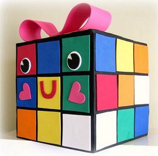 Pix For > Unique Valentine Box Ideas For Girls