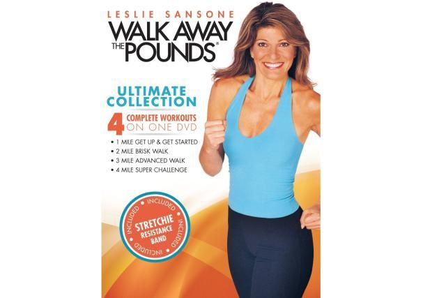 Use these Indoor Walking Videos to Walk Off the Pounds at Home: Walk Away the Pounds - Ultmate Collection