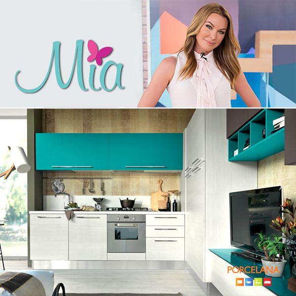Πλήρης Ανακαίνιση Κουζίνας @ Μία TvShow από την Porcelana! Η Porcelana προσφέρει μια πλήρη ανακαίνιση κουζίνας στην τηλεοπτική εκπομπή του Star Channel Μία, της Τατιάνας Στεφανίδου! Συντονιστείτε την Δευτέρα στη 13:00 με την Tatiana Stefanidou και Διεκδικήστε ένα φανταστικό Δώρο υψηλής Αξίας & απαράμιλλου Ιταλικού #design από την Porcelana! Διάρκεια διαγωνισμού 25-29 Μαΐου #GoodLuck