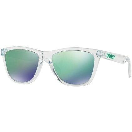 Oakley Frogskins Crystal - Sunglasses - OO9013-A3, Women's