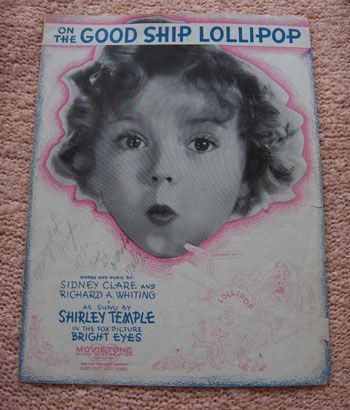 1000+ images about Shirley Temple duplicate items on Pinterest