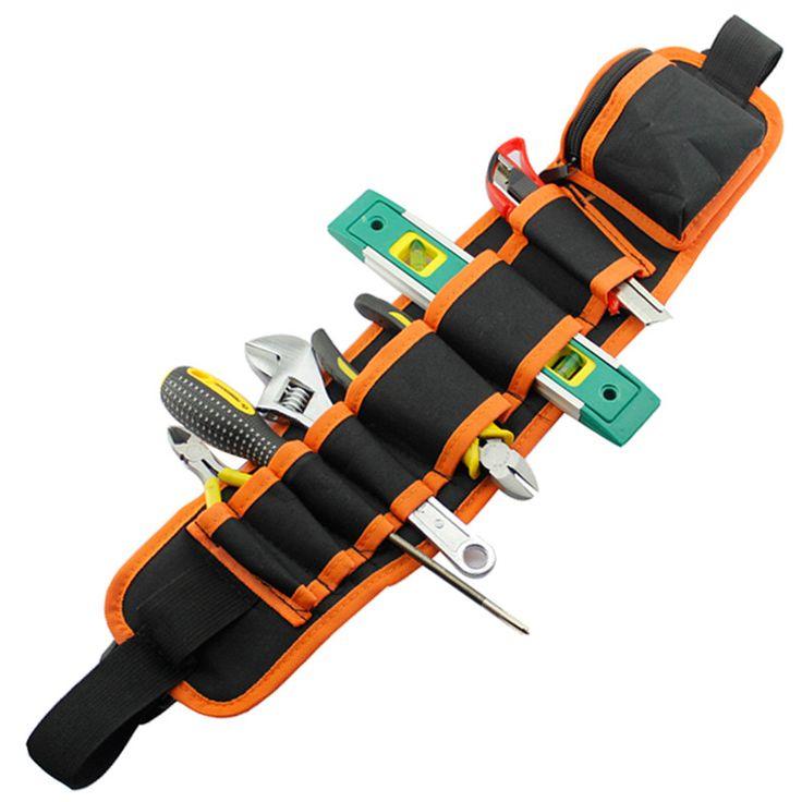 $5.70 (Buy here: https://alitems.com/g/1e8d114494ebda23ff8b16525dc3e8/?i=5&ulp=https%3A%2F%2Fwww.aliexpress.com%2Fitem%2FWaist-Carpenter-Rig-Hammer-Tool-Bag-Pockets-Electrician-Tool-Pouch-Holder-Pack-Canvas-Electrical-Repair-Pockets%2F32798029862.html ) Waist Carpenter Rig Hammer Tool Bag Pockets Electrician Tool Pouch Holder Pack Canvas Electrical Repair Pockets Waterproof New for just $5.70