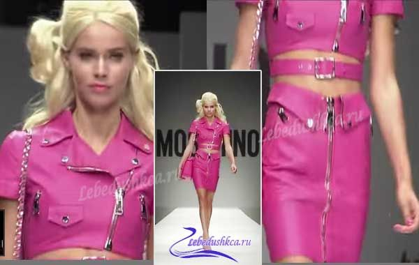 Moschino | Spring Summer 2015 by Jeremy Scott