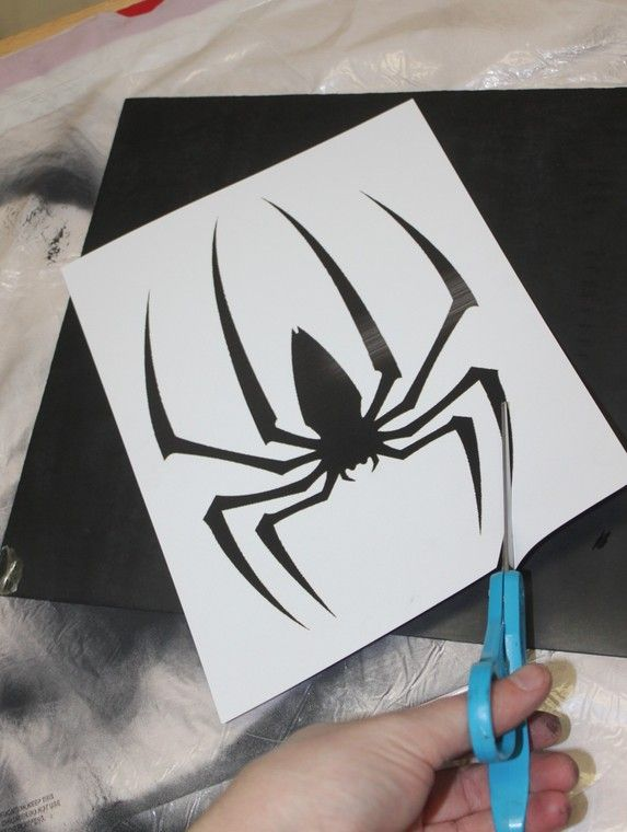 Making a Spiderman costume - The SuperHeroHype Forums