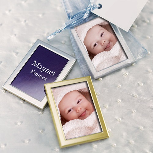 Mini Magnetic Picture Frames by Beau-coup