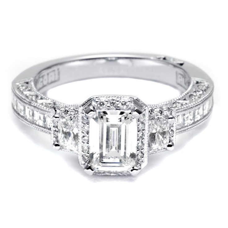 92 best Tacori Rings images on Pinterest | Wedding bands ...