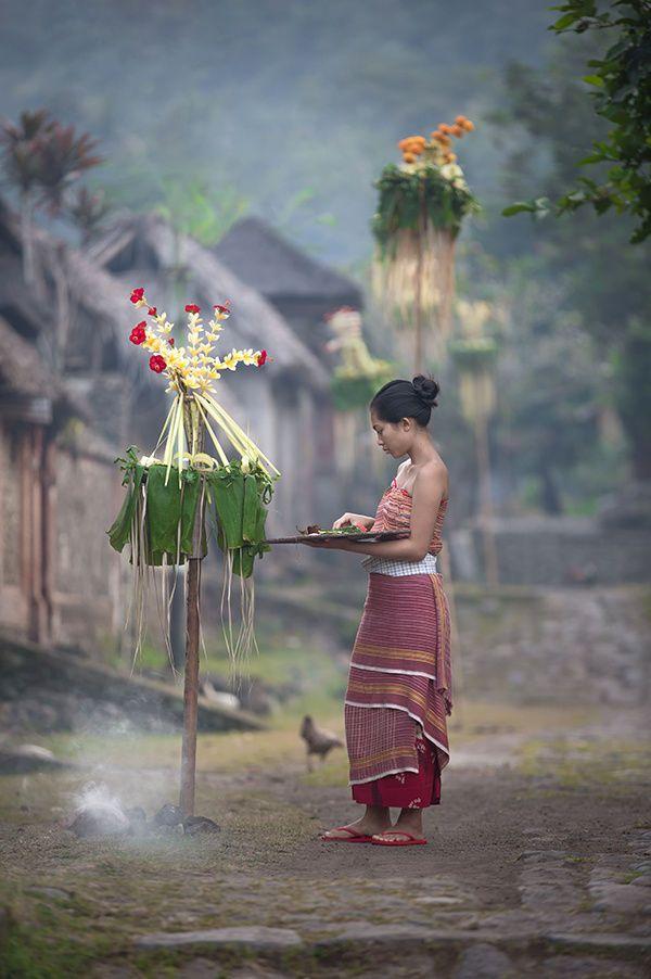 Balinese Ofring