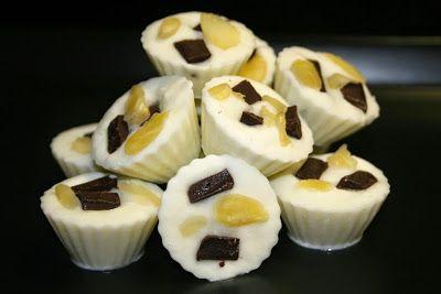 Cooking Tricks with Cristina: Fro-Yo Snack/ Snack de Iogurte Congelado