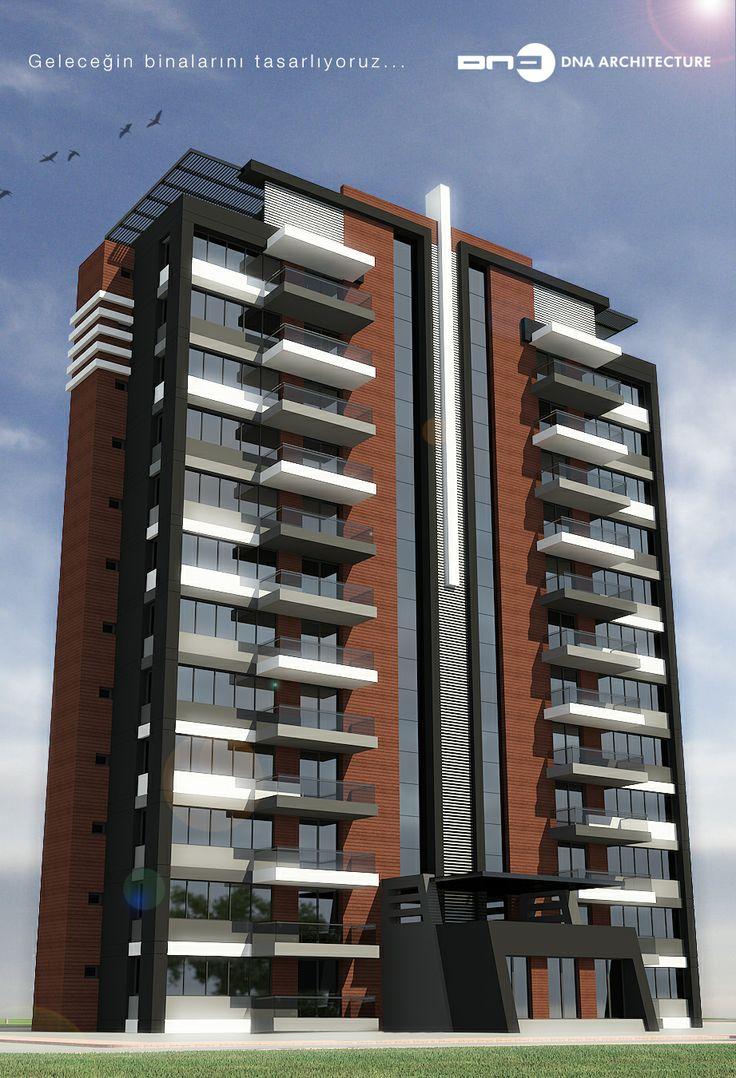 SENKRON; Geleceğin binalarını tasarlıyoruz... #dnamimarlik #nailatasoy #dnarchitecture #codeofdesign