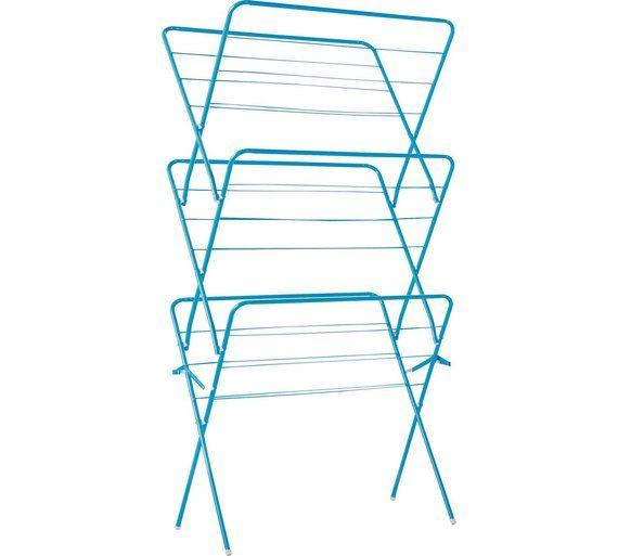 17 best ideas about indoor clothes lines on pinterest. Black Bedroom Furniture Sets. Home Design Ideas