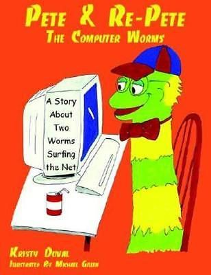 Pete & #re-pete the computer ##worms: a story about two #worms surfing the net,  View more on the LINK: http://www.zeppy.io/product/gb/2/172309845951/