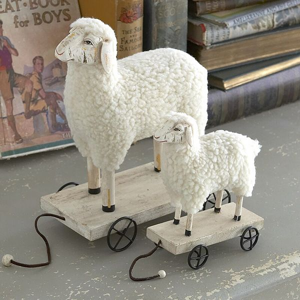 sheep....would love to have these!