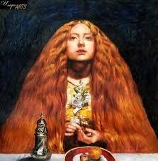Image result for john everett millais paintings