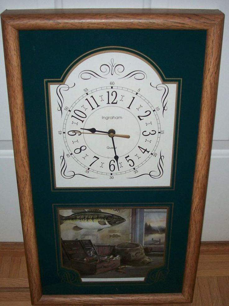 17 Best ideas about Ingraham Clock on Pinterest