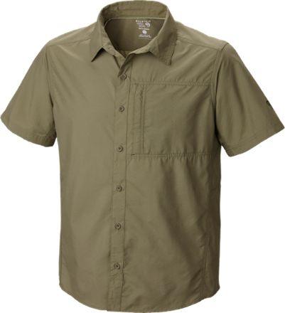 Mountain Hardwear Men's Chiller Short-Sleeve Shirt