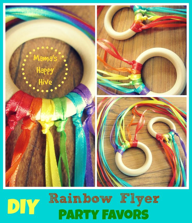 DIY Party Favors - www.mamashappyhive.com