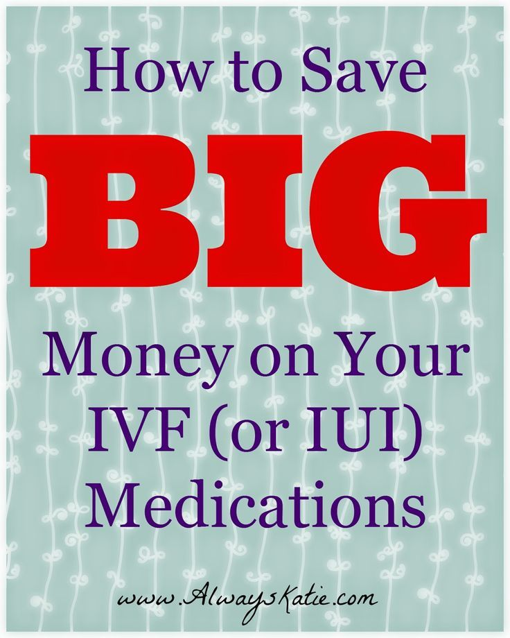 Always, Katie: BarBABYdos: How to Save BIG Money on Your IVF Drugs (Click through for 6 helpful tips!) save money on babies, #SaveMoney #Money