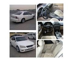 Lexus IS300 Model 2001 for Sale in Dubai
