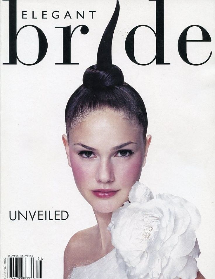 Elegant Bride Out Of Print Bridal Fashion Magazine Ebay