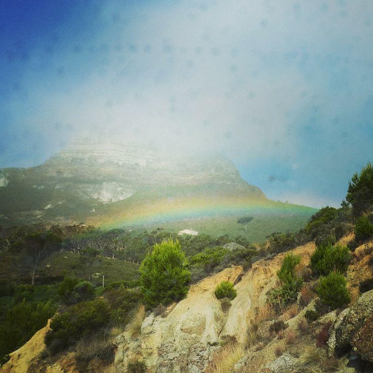 Camps Bay Rainbow