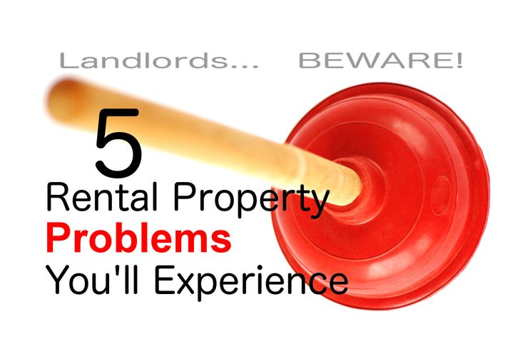 Image result for rental property problems